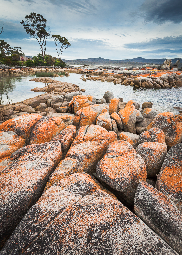 Second Place - Bay of Fires by David Townshend