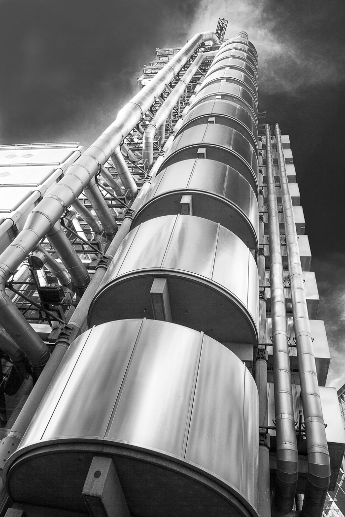 2nd Place - Lloyd's Building by David Townshend