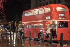 Individual Joint Second Place - Gordon Brown - Red Buses