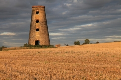 Windmill-South-Luffenham-by-John-Hillier